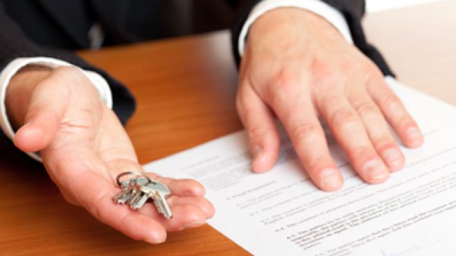 handing over keys contract1